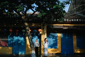 hoian wedding photographer - vietnam wedding photographer