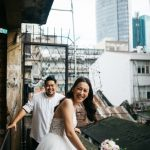 smile in ho chi minh taken by vietnam wedding photographer