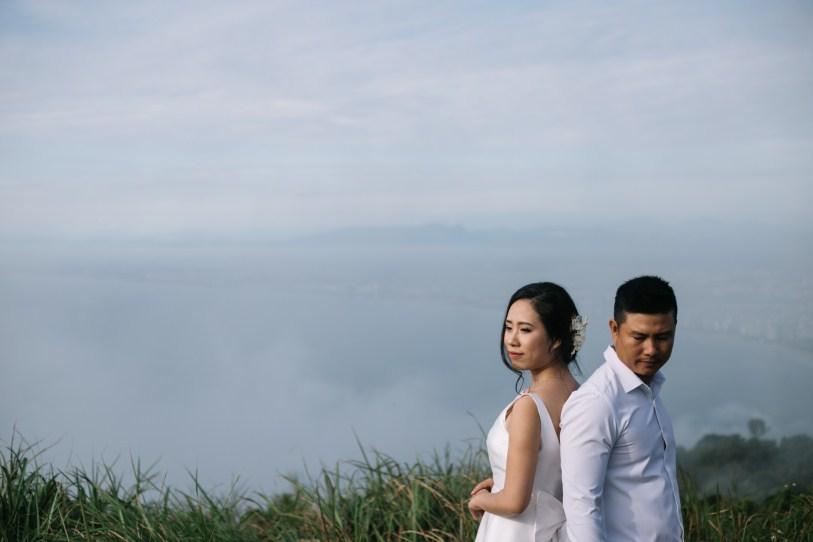 wedding package taken by vietnam wedding photographer