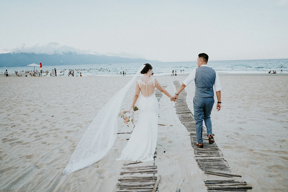 vietnam wedding photographer | da nang photographer | hoi an photographer | da nang beach wedding | wedding in pullman resort da nang